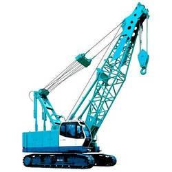 types of cranes machine