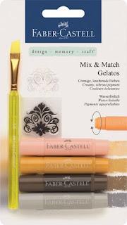 Faber-Castell, Técnicas de Pintura, Lançamento, Lápis, Cores, Carimbos