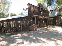 The Old Place, Mulholland Hwy.