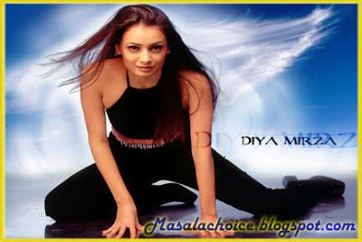 Diya Mirza Movies Wallpapers and Hot Pics Wallpapers