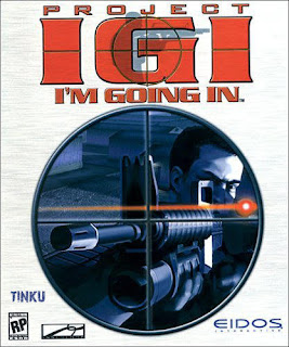Project IGI 1 I'M Going In Game Poster | Project IGI 1 I'M Going In Game Cover