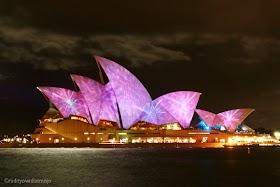 Vivid Sydney 2013, Ketika Kota Bermandi Cahaya