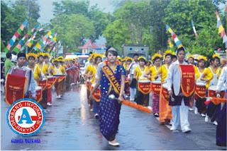 Atraksi Pawai Budaya Pukau Ribuan Masyarakat