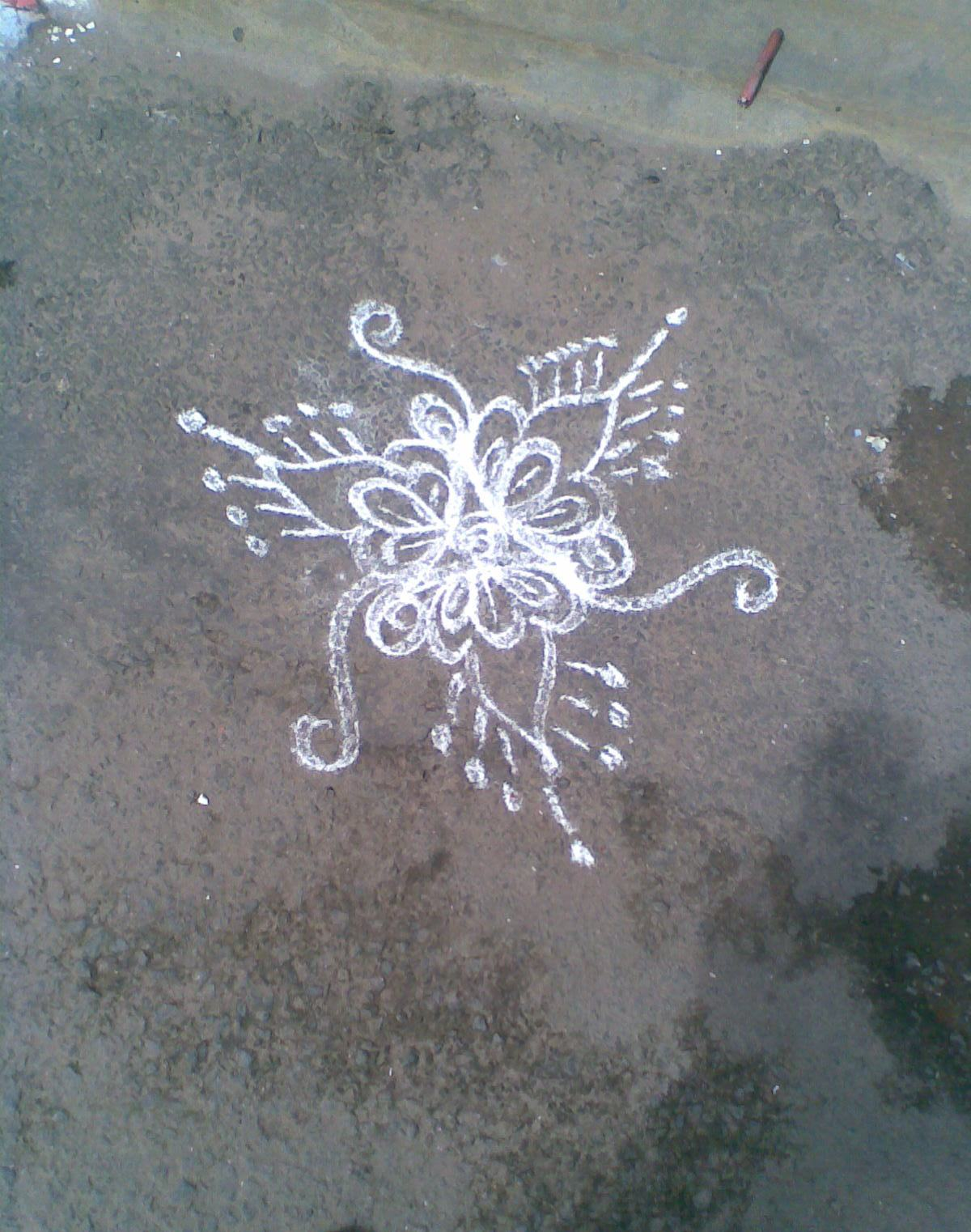 Sivasankaran s pencil sketch blog rangoli in artistic taste