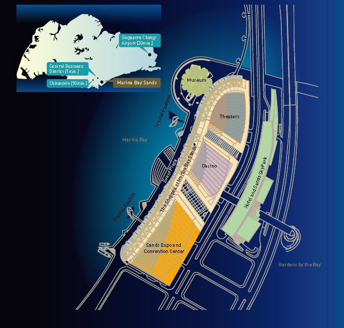 Marina bay sands in singapore architecture today for Marina bay sands architecture concept