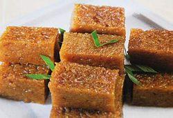 makanan khas indonesia - kue tradisional wajik