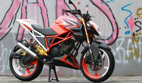 Modifikasi Yamaha Scorpio Z-2005. title=