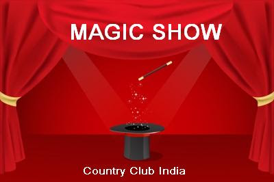 Magic Show at Country Club