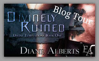 Divinely Ruined Blog Tour: Interview with Diane Alberts & Giveaway