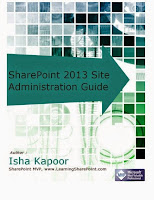 Downloads Sharepoint 2013 Administration Online Free Book