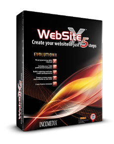 Incomedia WebSite X5 Multilingual