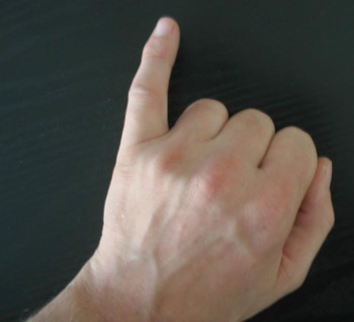 Little Finger and Palmistry