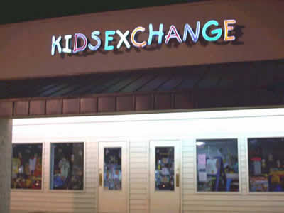 Kids Exchange or Kid Sex Change