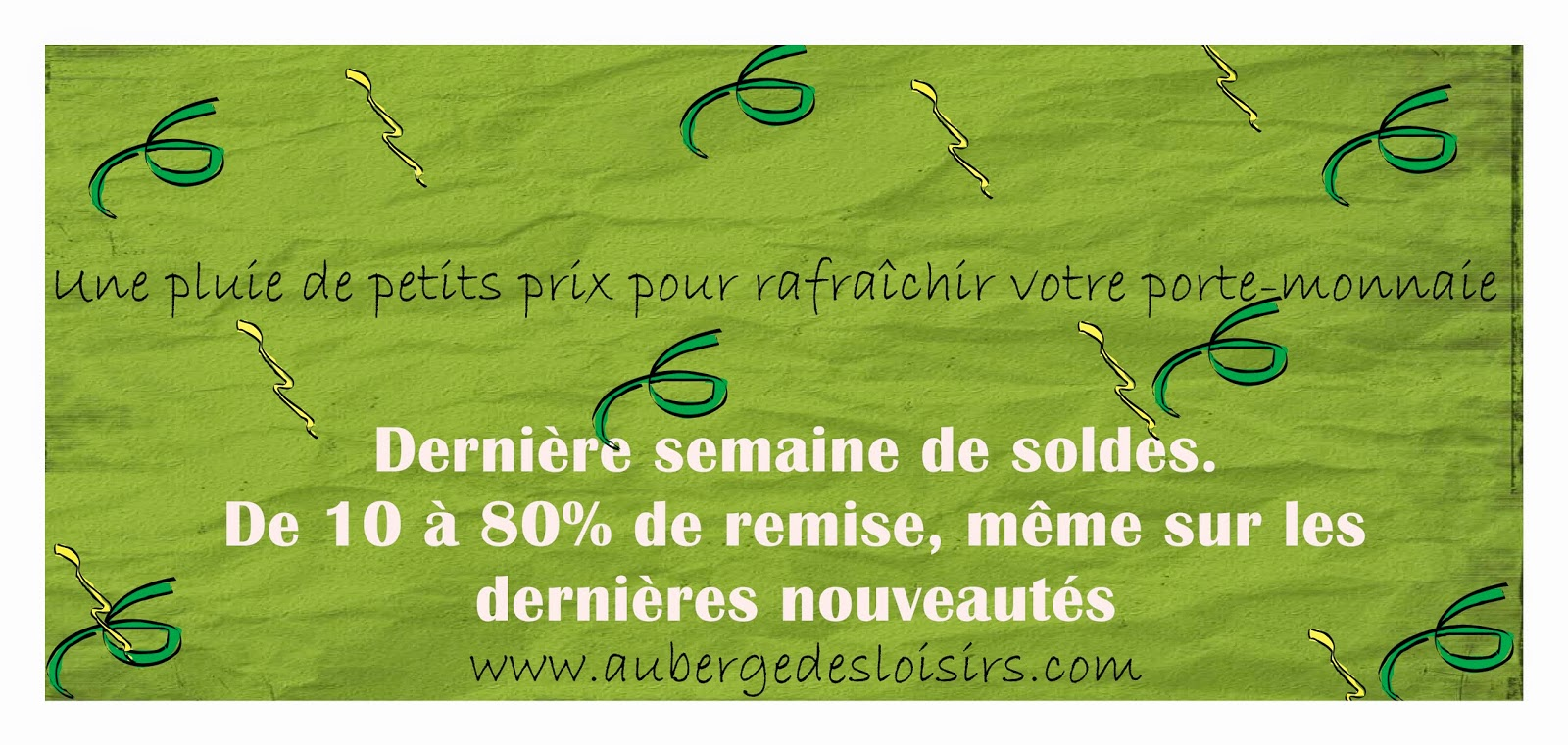http://www.aubergedesloisirs.com/157-soldes-ete