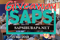 Giveaway SapsIbuBapa.net Di Mialiana.com
