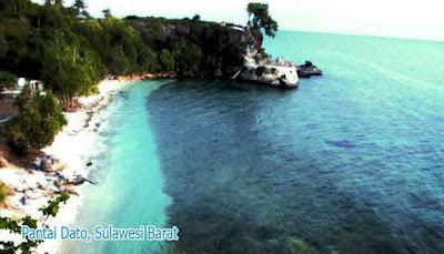 Pantai Dato, Sulawesi Barat
