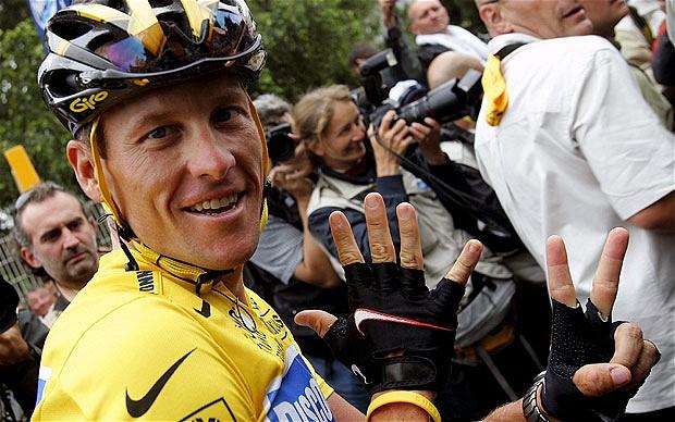 Nike et Lance Armstrong, c'est fini