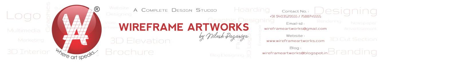 WIREFRAME ARTWORKS