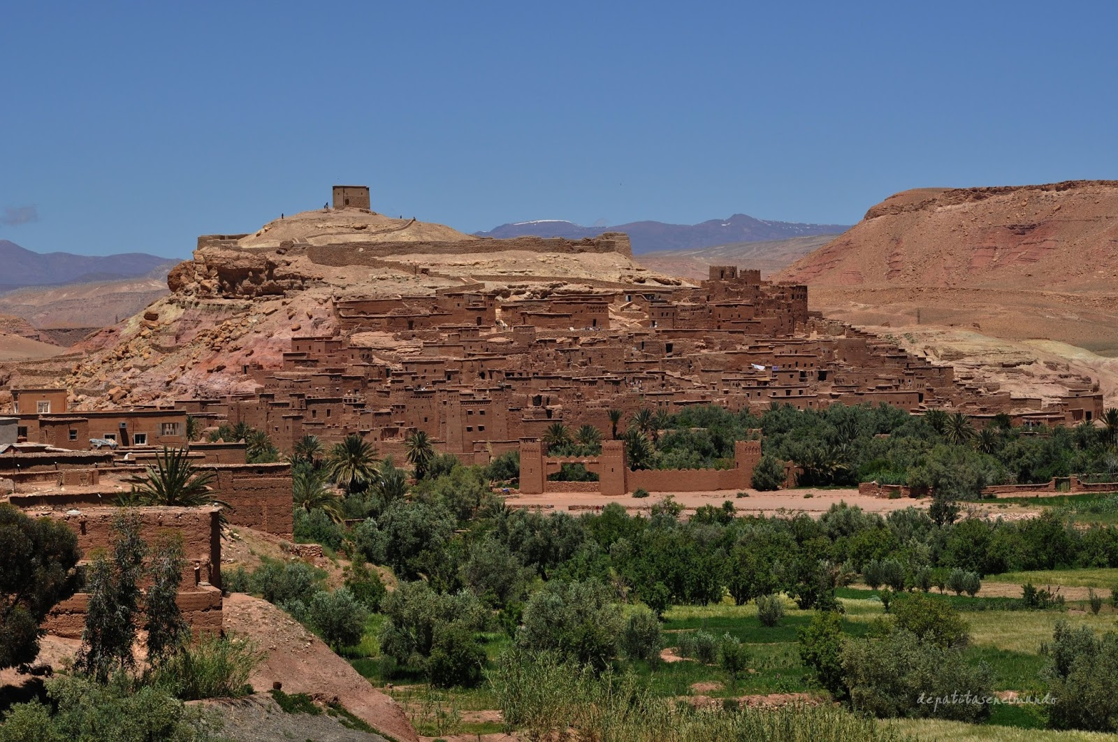 Kasbas de Marruecos