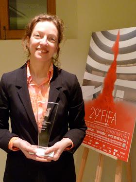 Dix fois DIx remporte le prix Tremplin ARTV