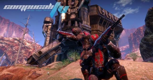 Planetside 2 PC Multiplayer Online