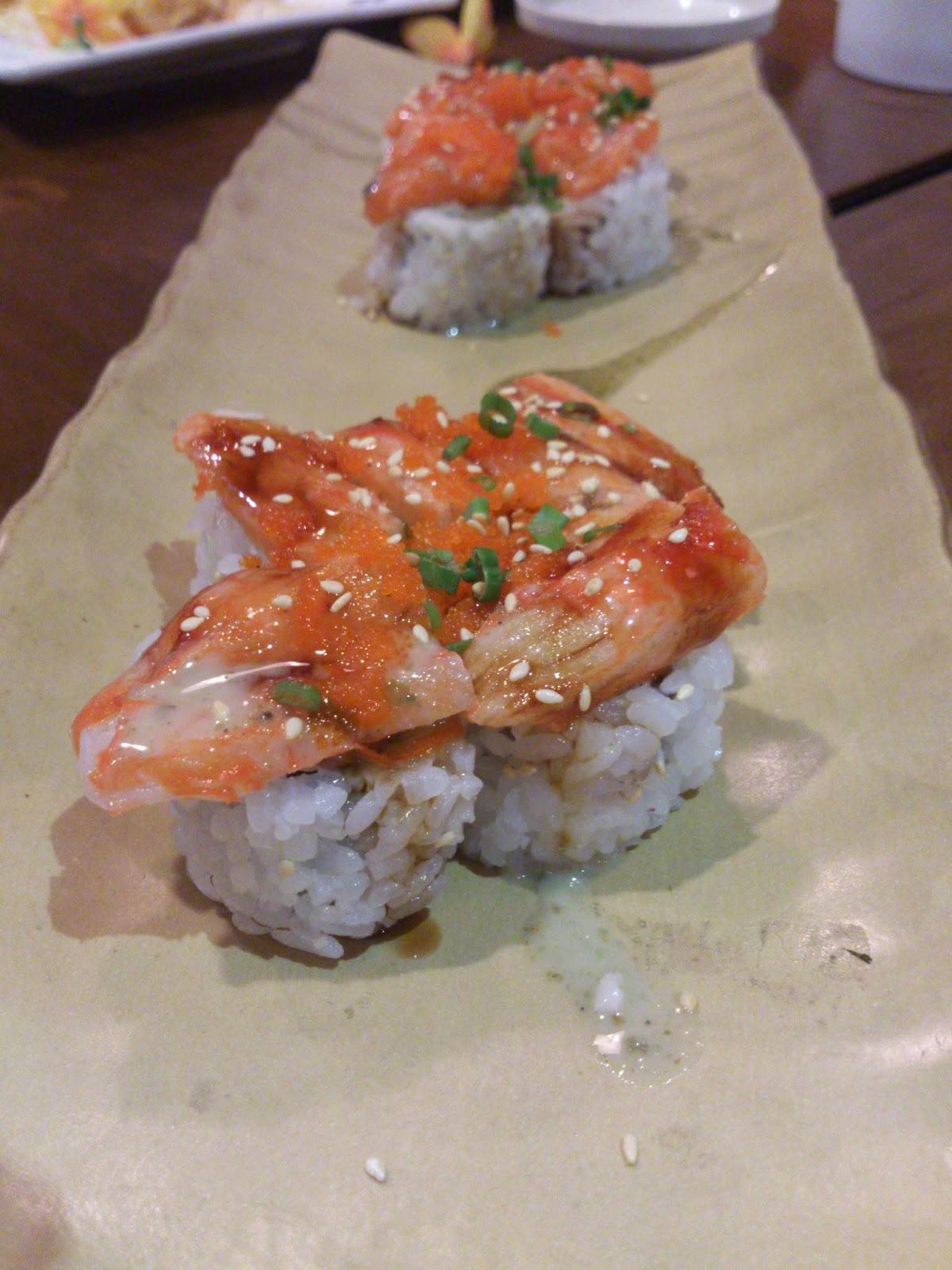 猪仔食记: IKU Japanese Fusion Sushi @ SS15, Subang