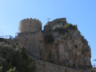 Castle of Pratdip