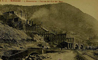 fabrica asland clot del moro cemento tren guardiola castellar n'hug berga