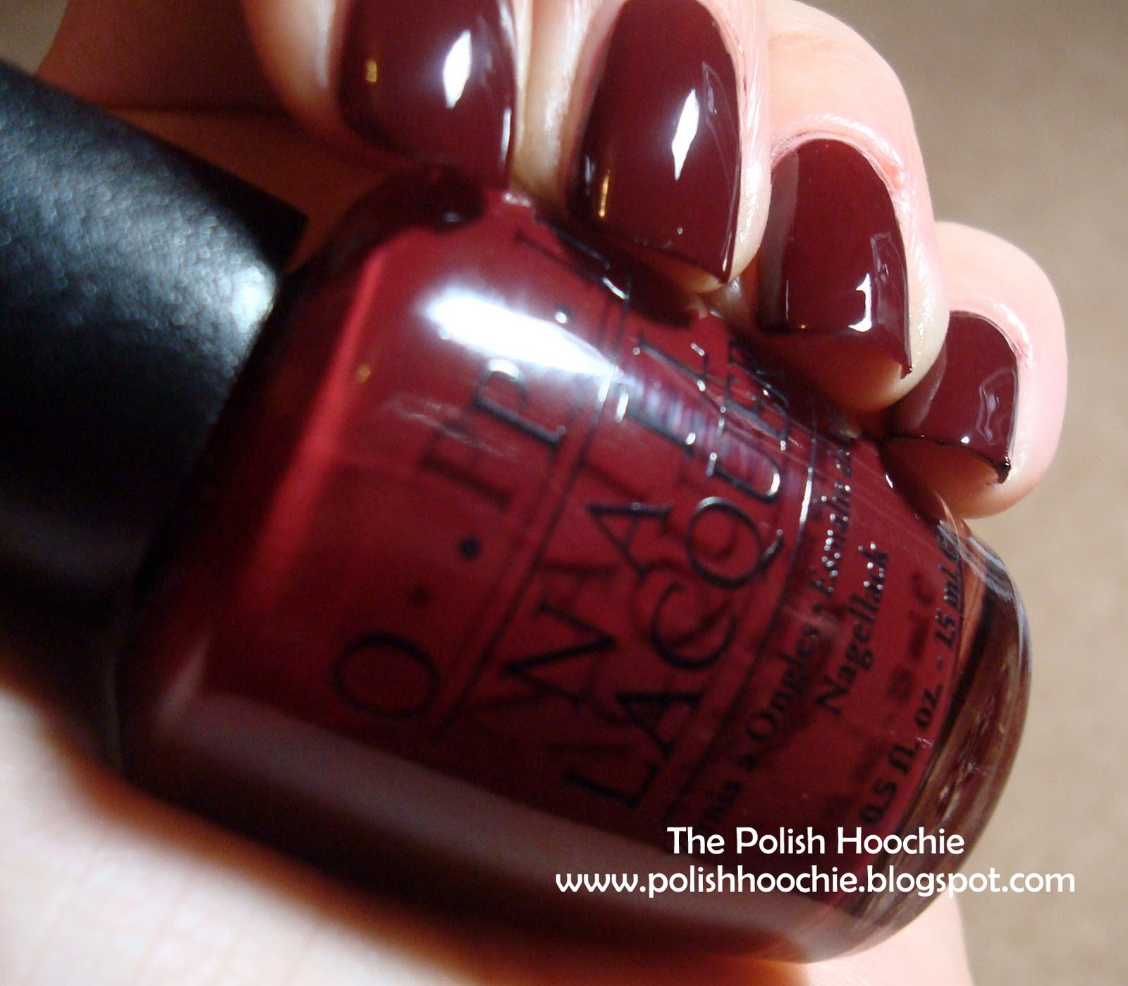 Vampire State Building Opi Dupe