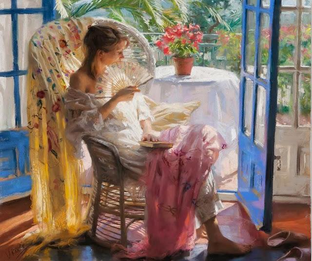 cuadros-al-pastel-retratos-de-mujeres