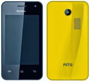 Harga Dan Spesifikasi Mito Fantasy A78 Terbaru, TFT Capacitive Touchscreen