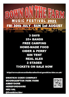 Down On The Farm Cider & Music Festival