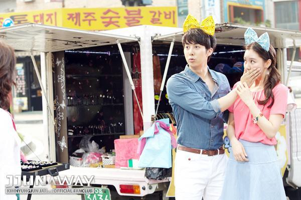 Park jun hyung wedding