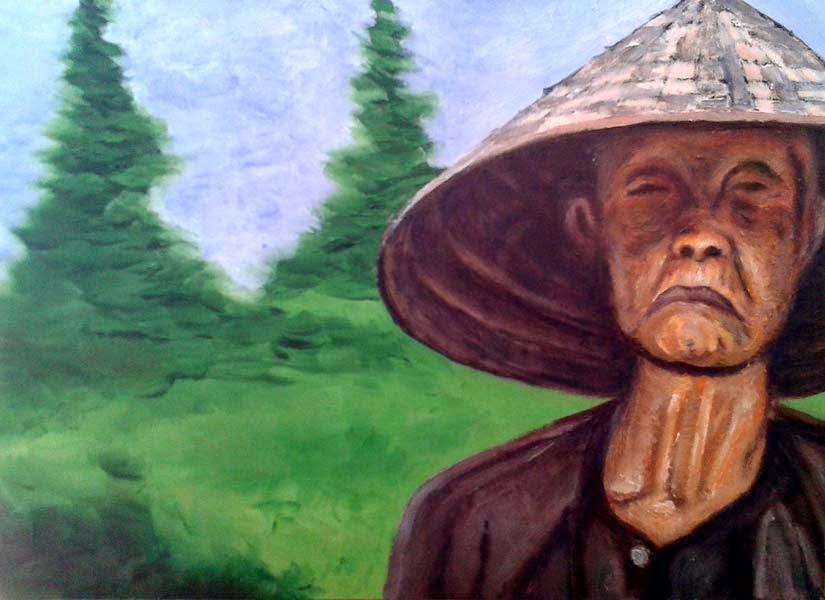 oilpaint portrait
