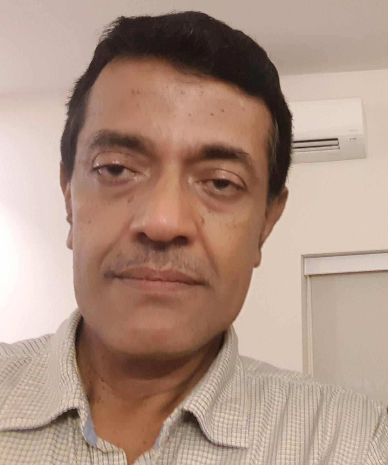George Mathew, Mumbai, India