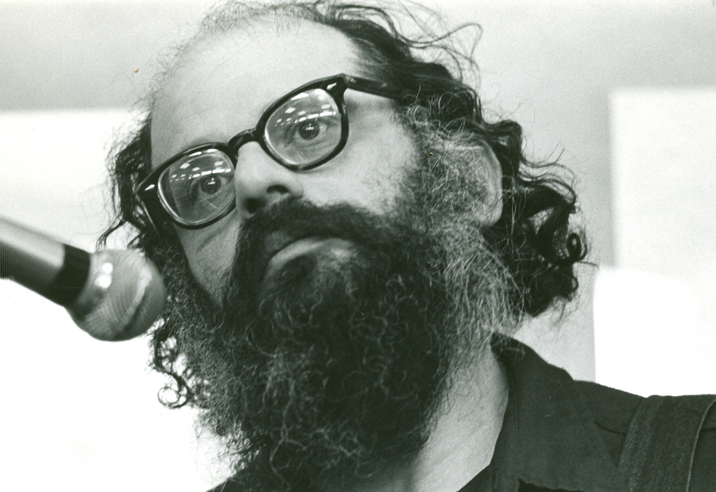 The Allen Ginsberg Project March 2012