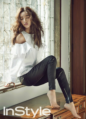 Nam Gyu Ri - InStyle Magazine April Issue 2015
