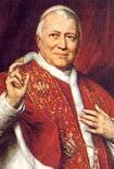 PAPA PIO IX E O DOGMA DA IMACULADA CONCEIÇÃO