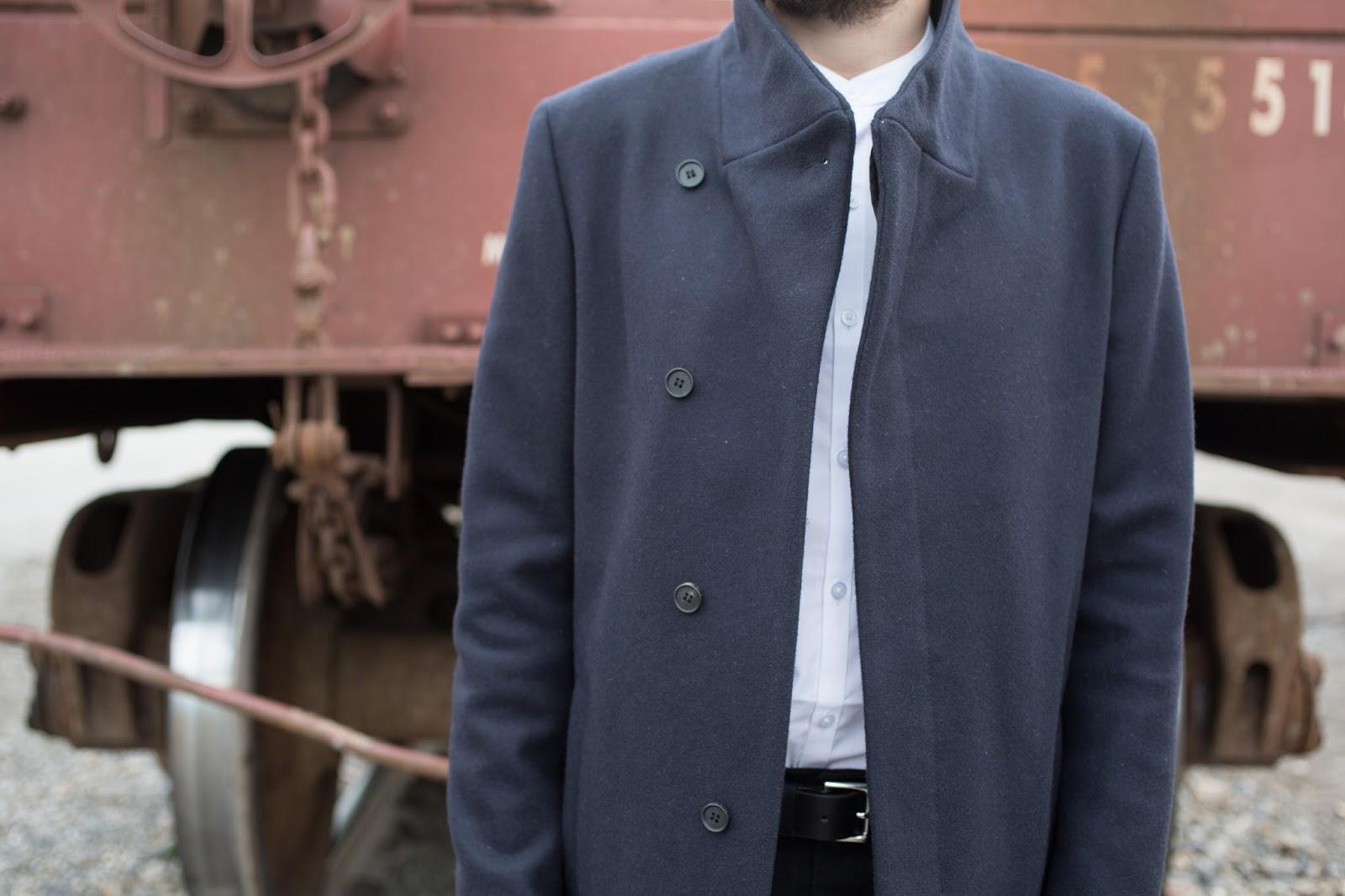 Allsaints Coat Menswear