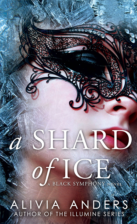 COVER REVEAL: A Shard of Ice by Alivia Anders