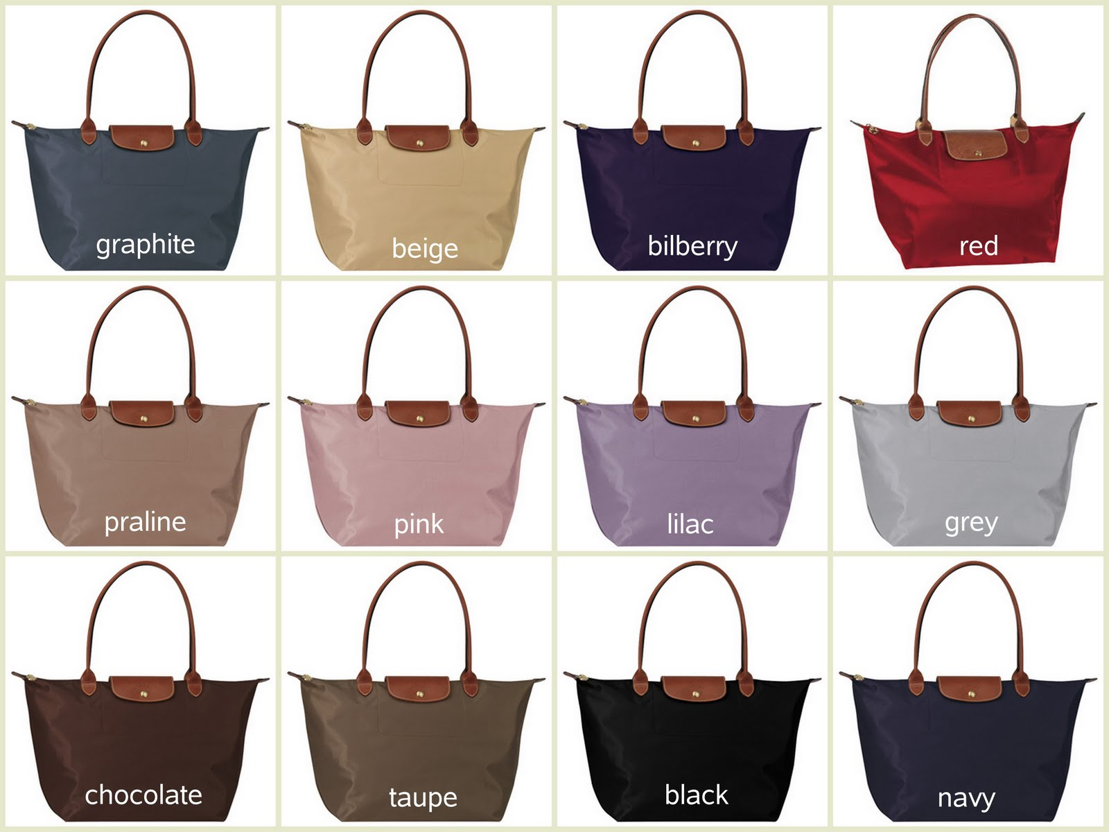 My First Longchamp | Sweet Confessions by UheartMevs