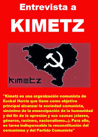 Entrevista de ODC a KIMETZ