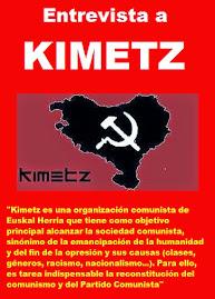 Entrevista de ODC a KIMETZ