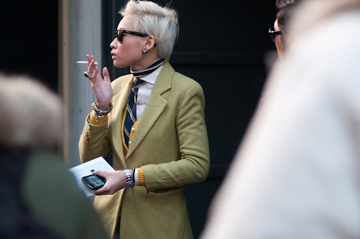 Esther Quek by Guerre