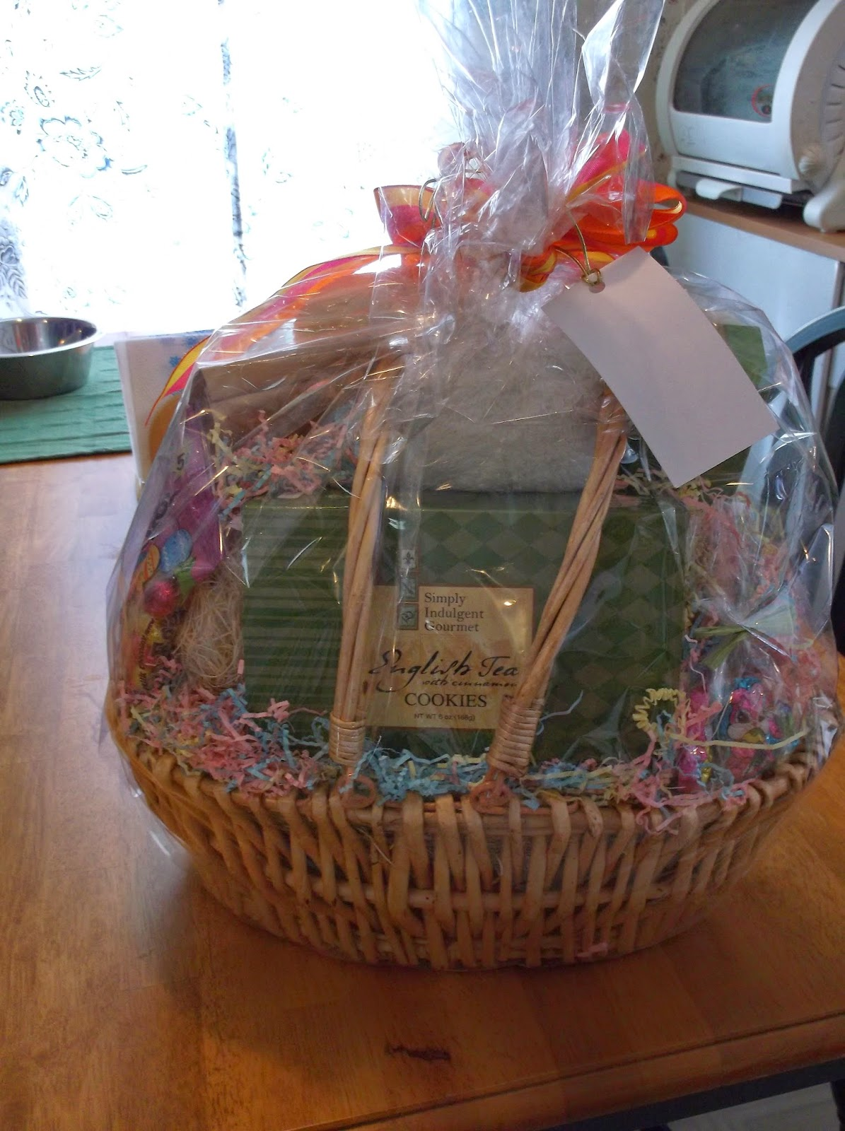 Missys product reviews sweet treats easter basket review and this is a very cute basket in my opinion my niece will like the bunny for easter so that is who i will give it to i love chocolate and all these negle Images