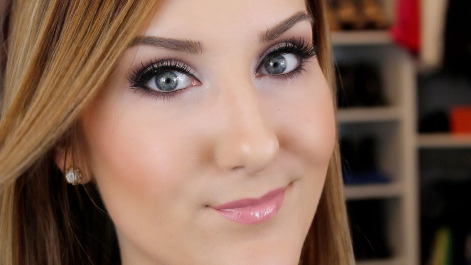 Date Night Makeup, Super Glam News, Makeup Tutorial