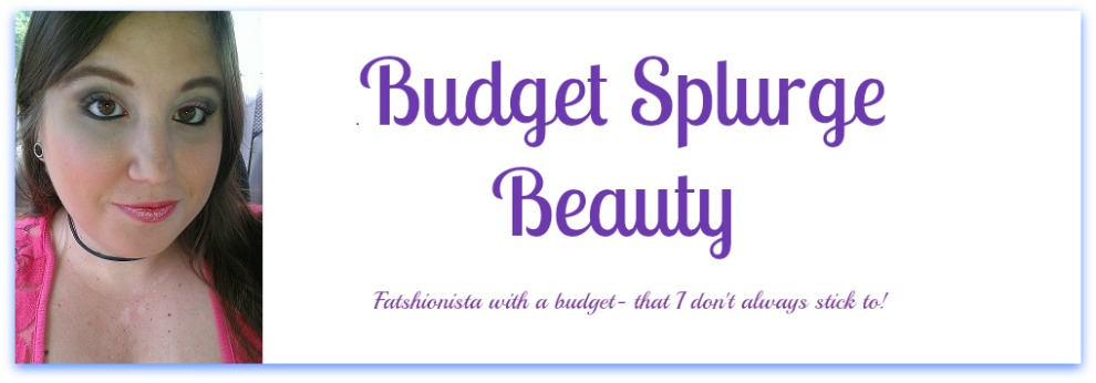 Budget Splurge Beauty