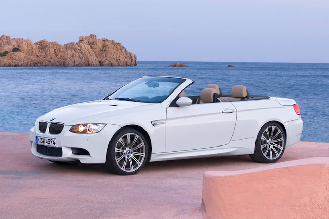 2009 BMW M3 Convertible Wallpaper