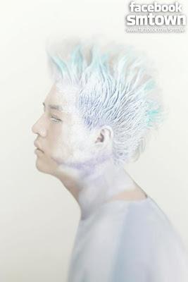 Super Junior 6th Album (Sexy, free & Single) Teaser Photo - Shindong