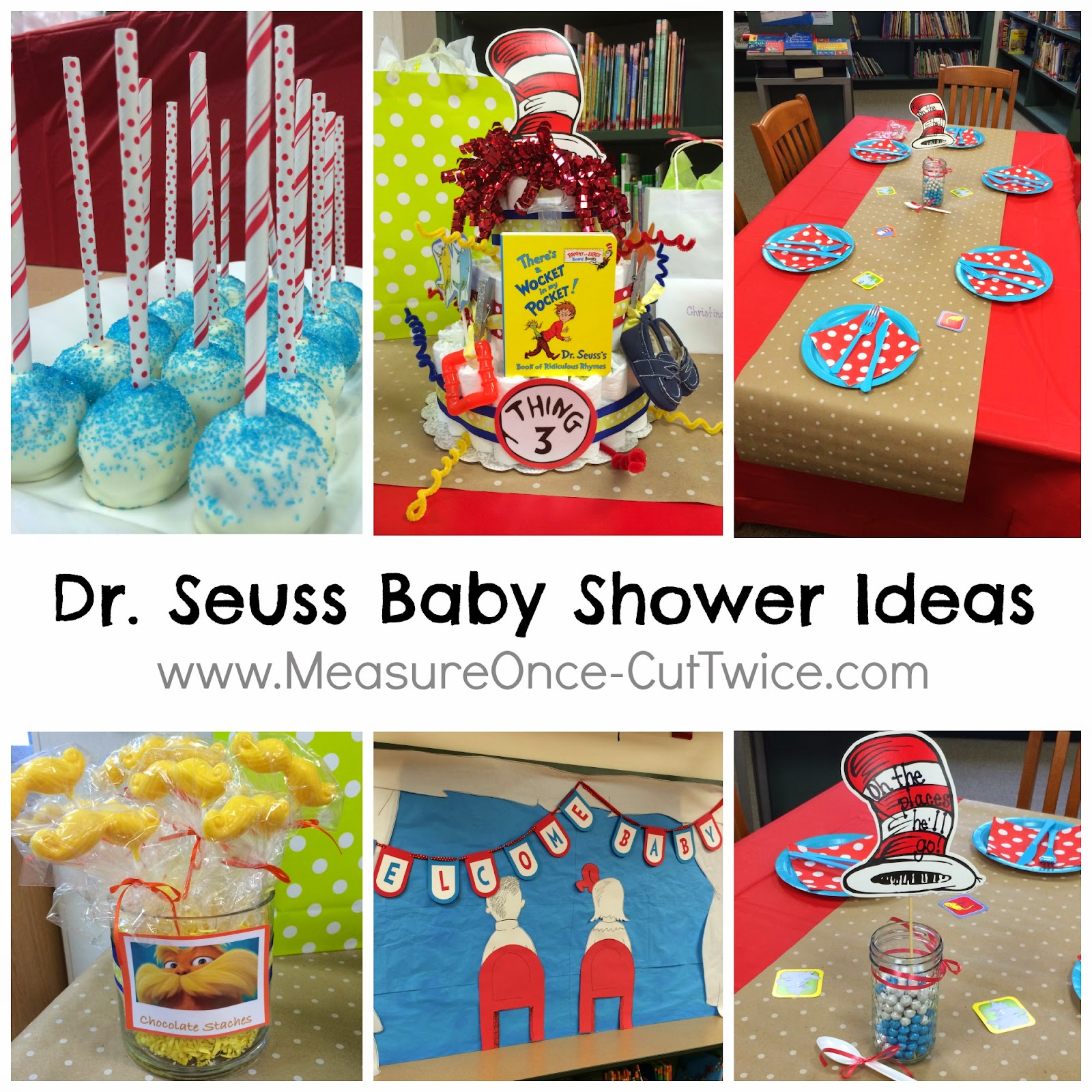 dr seuss baby shower centerpiece ideas dr seuss baby shower
